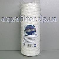 Нитяной картридж Aquafilter FCPP5M10B 5 мкм 10 Big Blue 10BB, фото 1