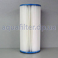 Картридж из гофрированного полиэстера AquaKut FCCEL 5, 10, 20 мкм 10 Big Blue 10BB