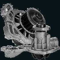 Водяной насос (помпа) Renault Mascott