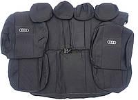 """Чехлы автомобильные Audi 100 (C4) 1990-1997г. """"Nika"""" - Авточехлы Ауди 100 (С4) 1990-1997г.""""Ника"""""""