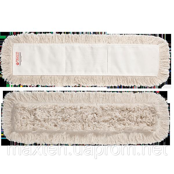 Моп х/б с 60 см. карманами для сухой и влажной уборки, Италия