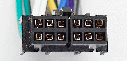 Разъем автомагнитолы LG-Samsung, фото 3