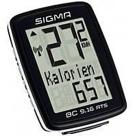 Велокомпьютер Sigma BC 9.16 ATS беспроводной