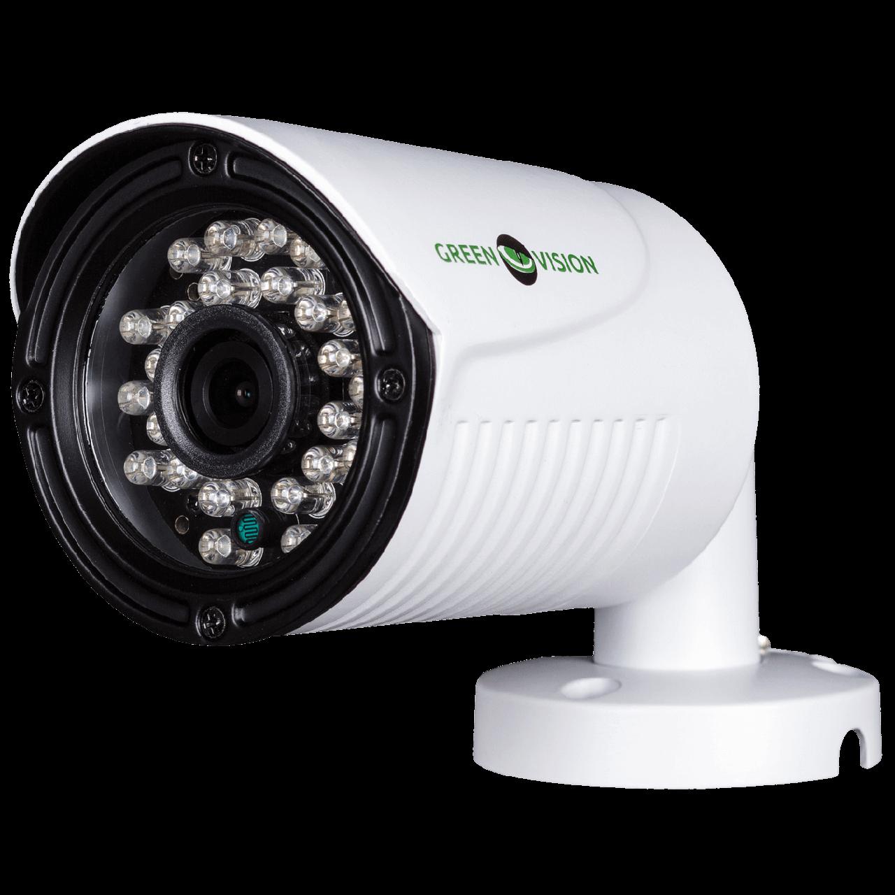 Камера наружная AHD Green Vision GV-045-AHD-G-COO10-20 720Р