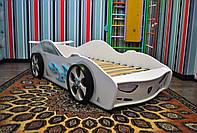 Кровать в форме машины, фото 1