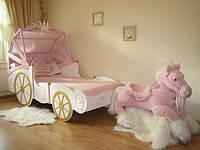 Кровать Карета Ландо