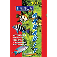 Природа Аквавит натуральная сухая смесь 10г, 10шт