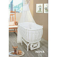 Кровать-колыбель (люлька)  для новорожденных