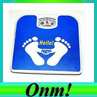 Весы напольные механические Health Scale!Опт