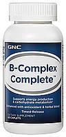 GNC B-Complex Complete 60 caplets