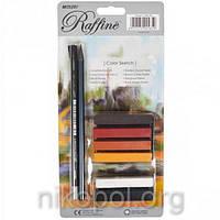 Художественный набор для графики MARCO Raffine 7991-BL