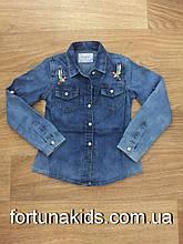 Рубашки для девочек Seagull 134-164 р.р.
