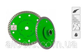 Алмазный отрезной диск Distar Elite Turbo 1A1R 125x2,2x10x22,23/M14F (10179023011)