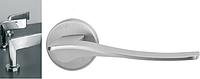 Дверная ручка VDS Aria  хром-сатин