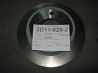 Задний тормозной диск (независимая подвеска) Rexton / Kyron , 4840109100 SSANGYONG