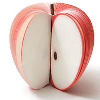 DIY Cute Fruit Shaped Mini Memo Apple Pear Канцелярские товары Канцелярские товары Важная записка с зажимом для бумаги