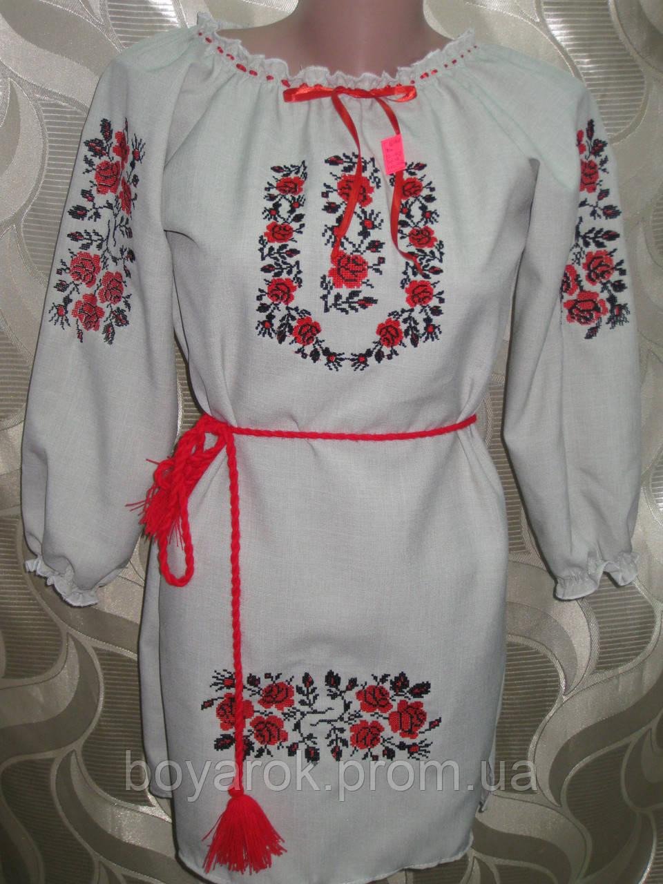 3fc4e6fe38238b Дитяче плаття - вишиванка