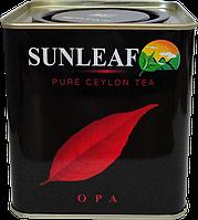 Чай черный Крупнолистовой SunLeaf 150 г