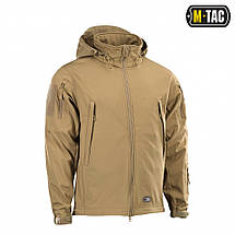 M-TAC КУРТКА SOFT SHELL TAN, фото 3
