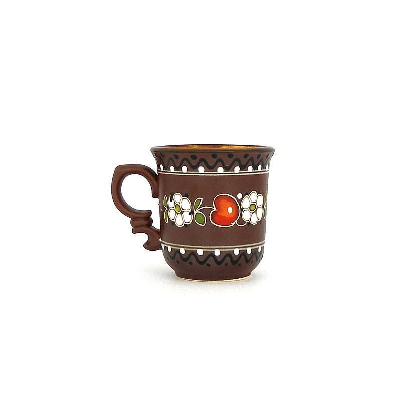 Чашка кавова 100 мл. Вишенька