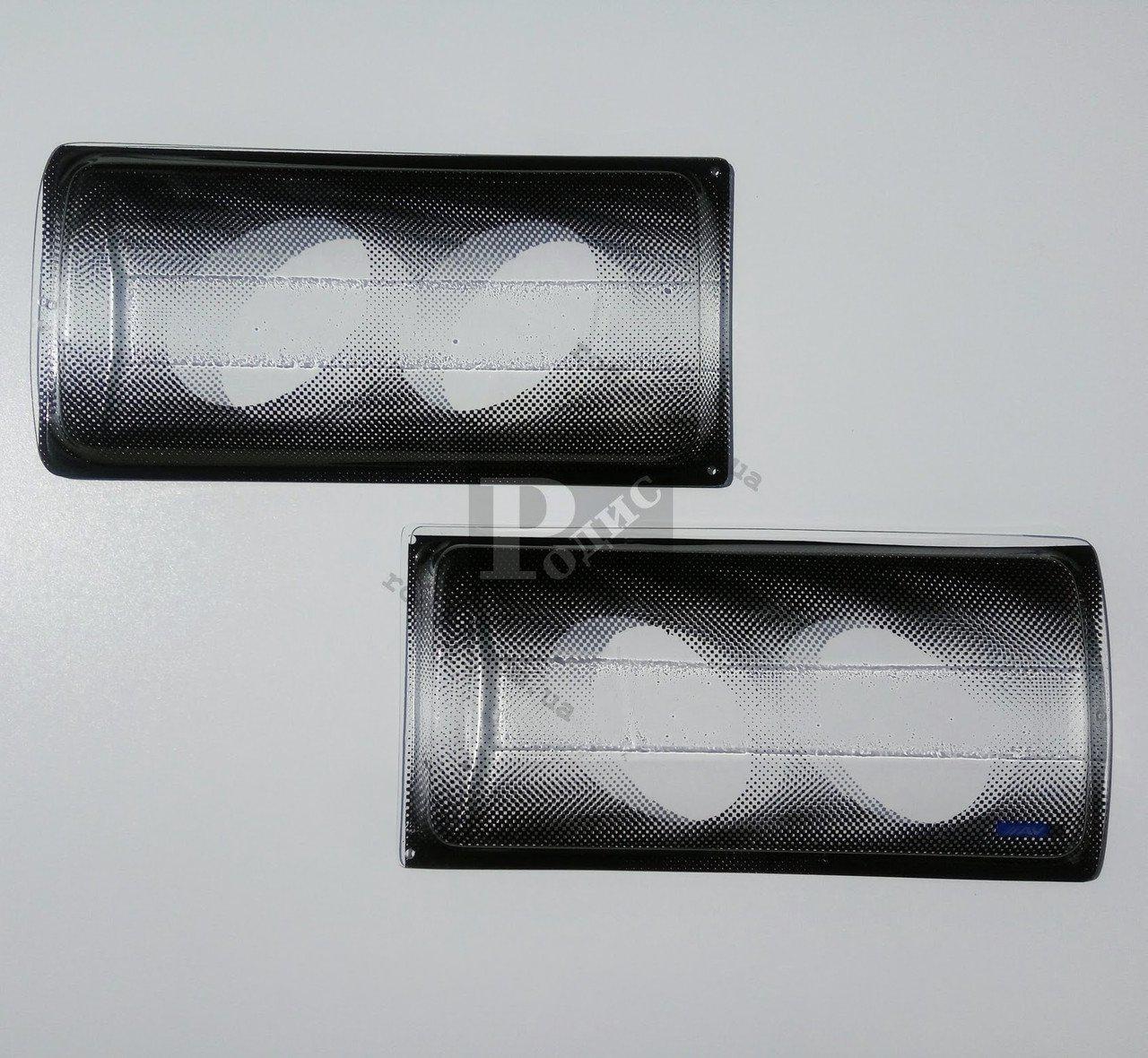 """Захист фар """"AV-Tuning"""" на ВАЗ 2106 (очки)"""
