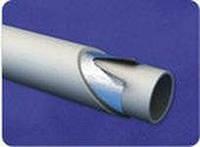 Труба  для отопления белая Kalde super pipe 20