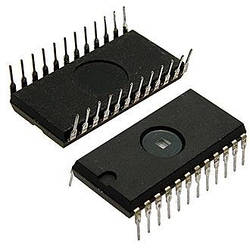КР573РФ5 КВАЗАР-ИС електричний програмований ПЗП ємністю 16 кбіт (2К х 8) з УФ - стиранням