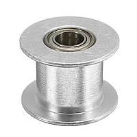 Алюминиевый сплав GT2 5-миллиметровый штыревой шкив для 3D-принтера 10 мм широкий Ремень
