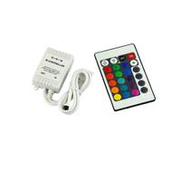 Контроллер RGB Prolum инфракрасный (IR) пульт на 24 кнопки 6A