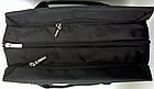Дорожная сумка Dolly 775 три расцветки 45 см.-23 см.-33 см., фото 3