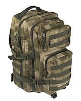 Рюкзак Mil-Tec тактический Assault 36 л A-Tacs FG
