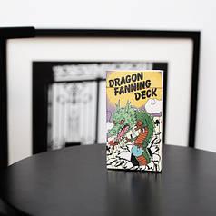 Карты игральные | Dragon Fanning Deck