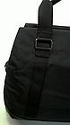 Дорожная сумка Dolly 775 три расцветки 45 см.-23 см.-33 см., фото 5