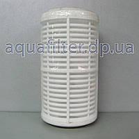 """Многоразовый картридж из нейлоновой сетки AquaKut FCPNN 50 мкм 5"""", фото 1"""