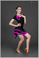 Костюм для танцев: Юбка Перо №83/1+ блуза №318