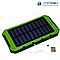 Powerbank Solar Stone Power 15000 mAh противоударный (пластик), фото 4