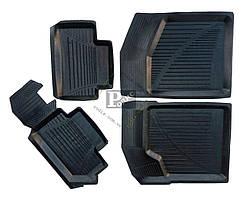 Резиновые коврики ВАЗ 2109-2115 (4 шт.)