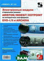 Электронные модули стиральных машин Indesit/Ariston/Hotpoint на аппаратных платформах EVO-I/II и Arcadia