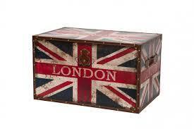 """Набор сундуков из 3шт. """" London """" TL362-1"""