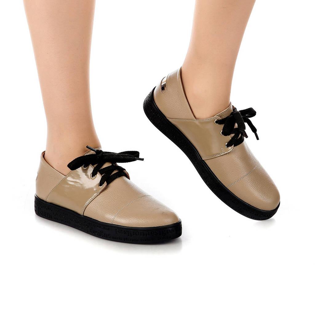 8077.2 | Женские туфли на шнурках