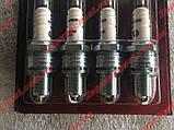 Свечи Brisk L15YC к-т ваз 2101 2102 2103 2104 2105 2106 2107 2108 2109 21099 2113 2114 2115 заз 1102 таврия, фото 2