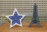 Ночник детский башня+звезда
