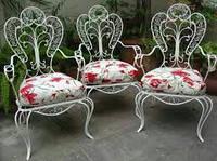 Кресло в сад