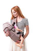 Переноска для ребенка с капюшоном Умка №8