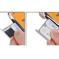 Замена держателя крышки лотка для SIM-карты для Anica X8