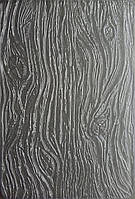 "Молд пластиковый ""Структура дерева"", фото 1"