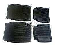 Резиновые коврики ВАЗ 2101-07 (4 шт.) Дубно