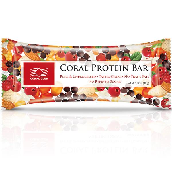 Корал Протеин Бар 46 гр