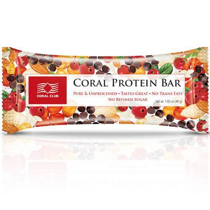 Корал Протеин Бар 46 гр, фото 2