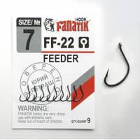 Крючок одинарный Fanatik FEEDER FF-22